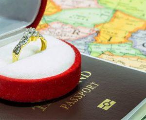 قوانین مربوط برای اخذ ویزای ازدواج کدام ها میباشند؟