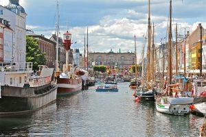 اخذ ویزا و اقامت در اروپا