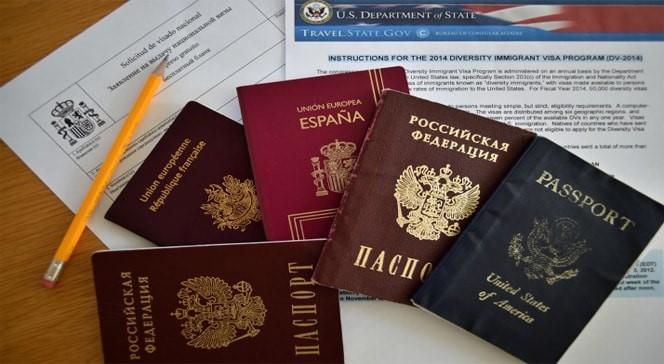 قوانین اخذ ویزا